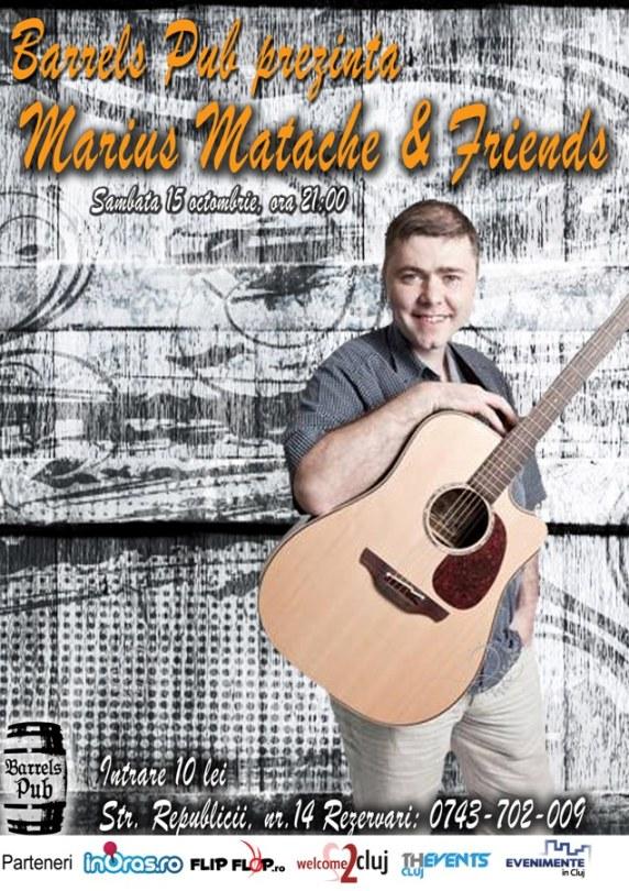 Marius Matache Cluj