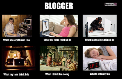imagine blogger