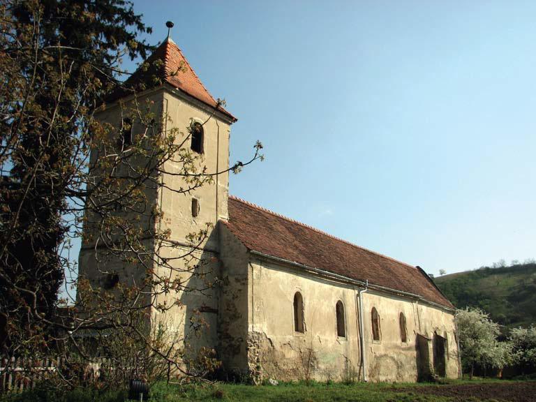 Biserica evanghelica din Pianu de Jos