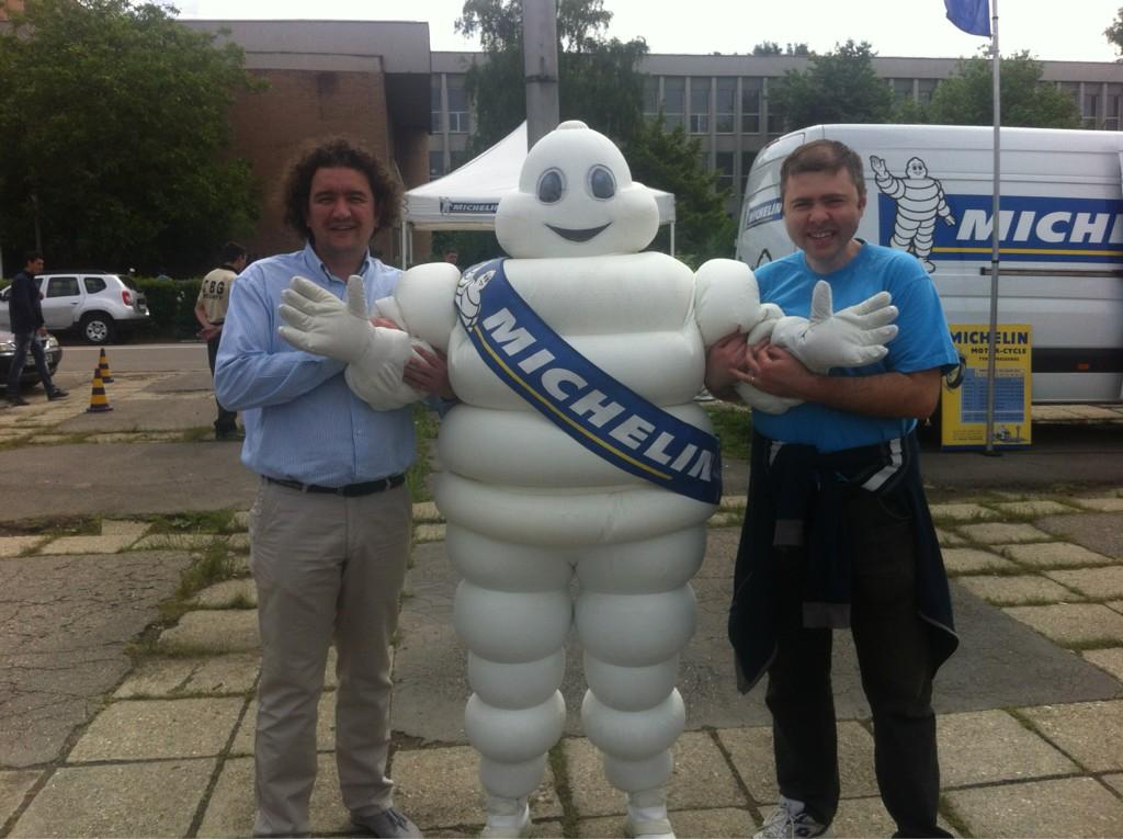 Omuletul Michelin