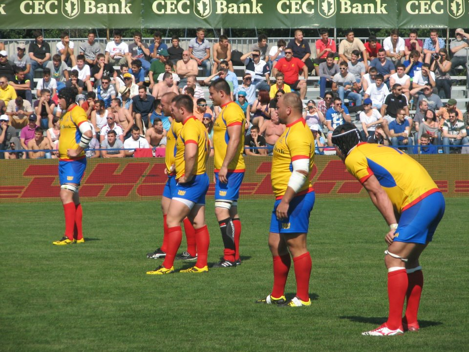 Rugby IRB 2012