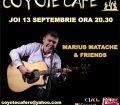 Concert Coyote 13 sept