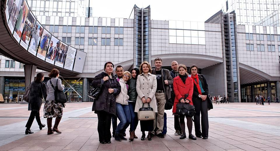 Bruxelles Grup Presa