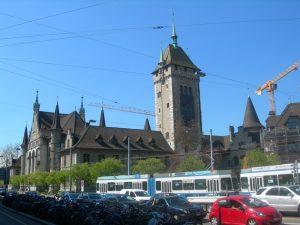 Zurich - Landesmuseum