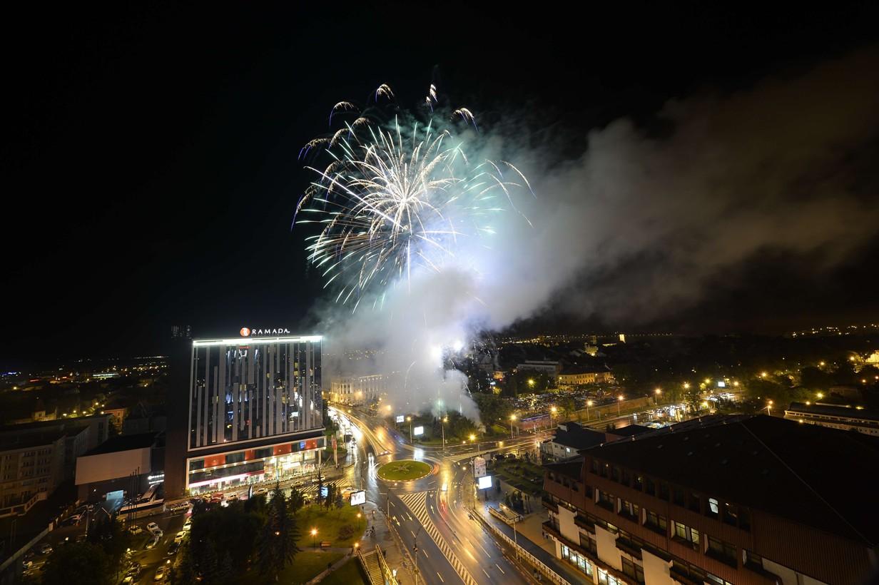 Artificii Sibiu