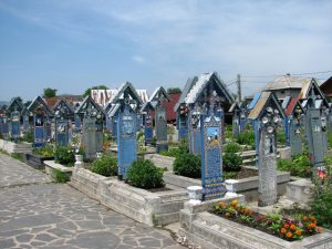 Maramures Cimitirul Vesel Sapanta