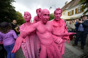 Sibiu - Invazia extraterestra