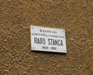 Sibiu - Radu Stanca
