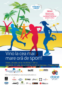 Sport - Miscarea face bine 2013
