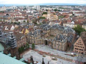Strasbourg de sus
