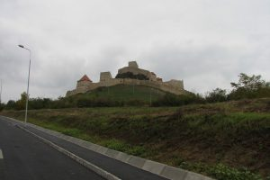 Drumul Cetăților Cetatea Rupea
