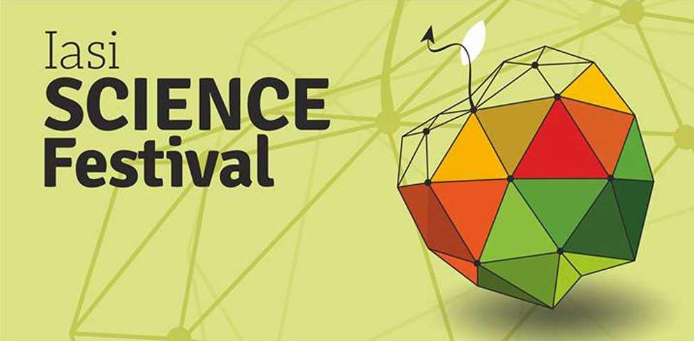 Cover Iasi Science Festival