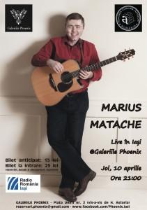 Afis Iași 10 aprilie