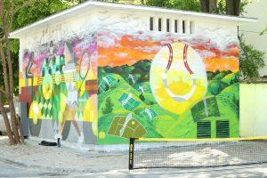 Tenis Arta urbana Energie