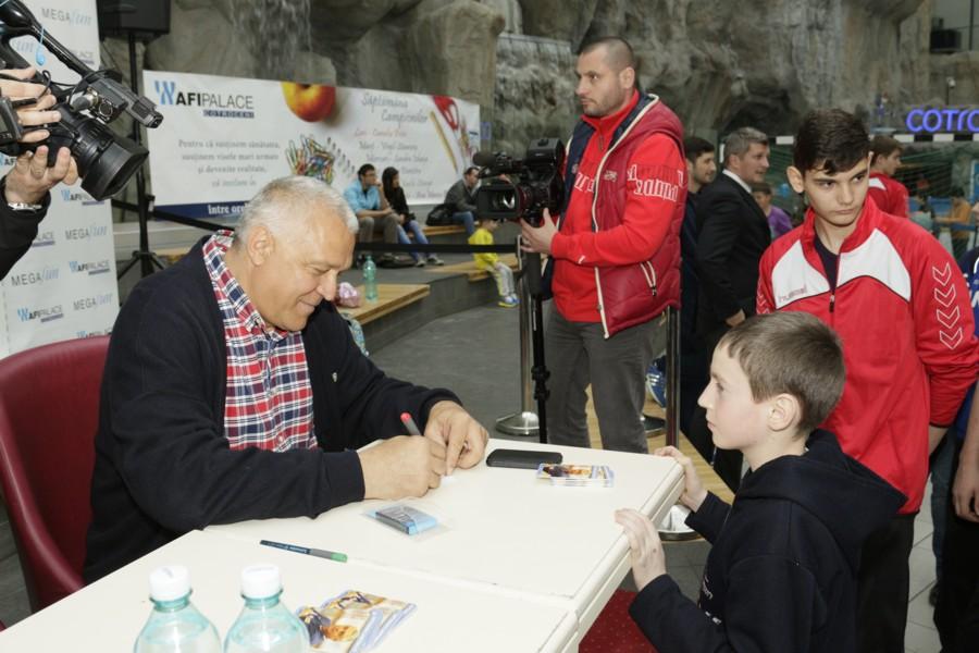 Vasile Stângă Autograf