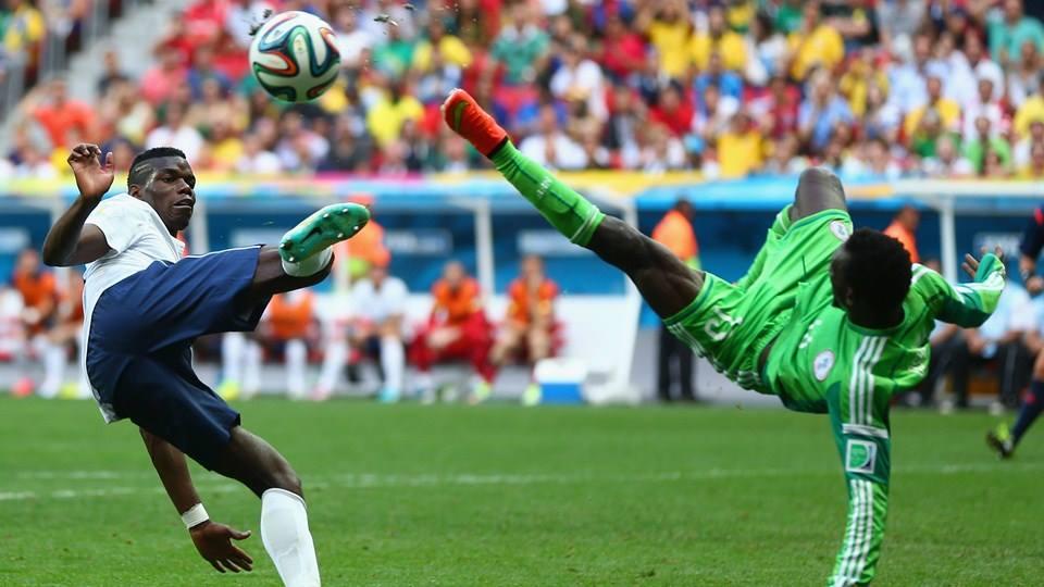 Franta Nigeria finală