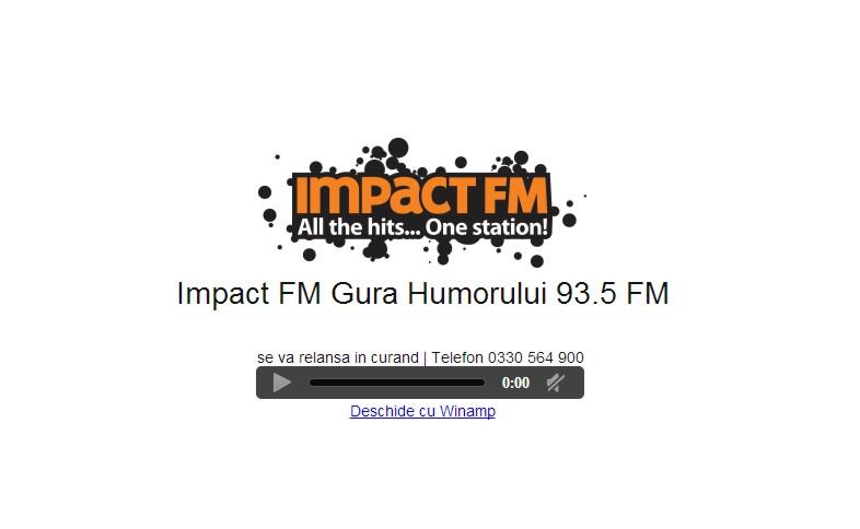 ImpactFM emisiune poclitaru