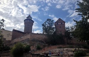 Nurnberg Castel