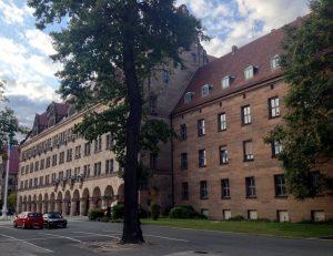Palatul de Justitie Nurnberg