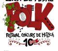 Afis imagine - Festival de Folk, 2014