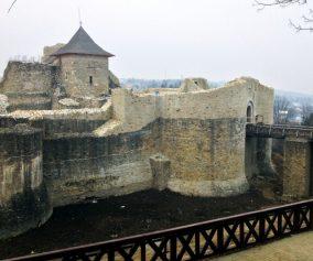 Cetatea de Scaun Suceava