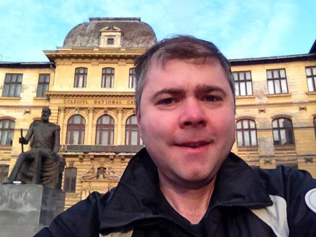 selfie Suavul demodat