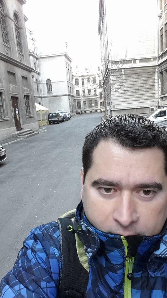 Mihai Selfie 1