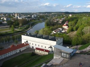 Neris Vilnius de sus