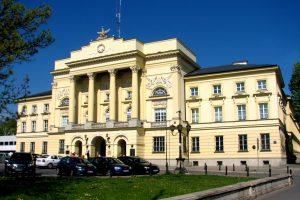 Palatul Mostowski Varsovia