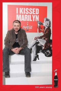 Coca Cola Marylin