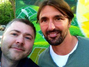 cu Goran Ivanisevic