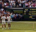 Wimbledon Federer Murray Treizecizero