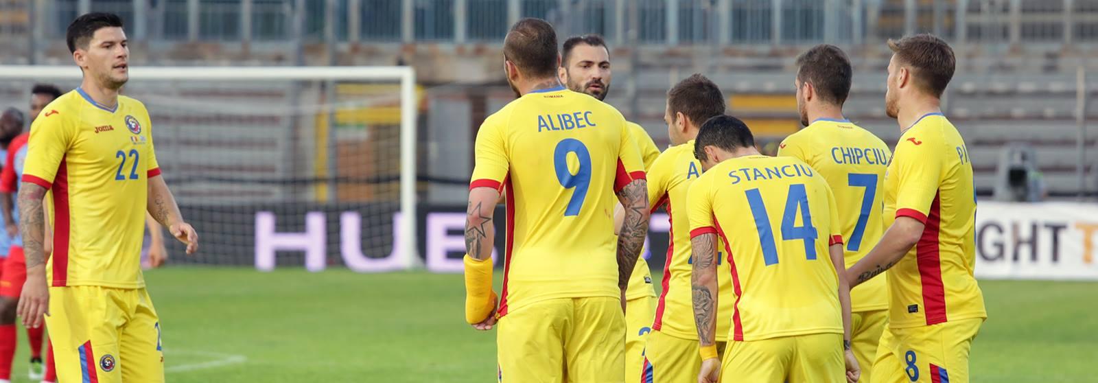 Romania fotbal 2016