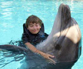 Antalya David Delfini autism