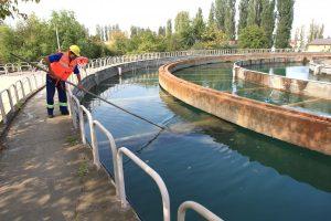clorul apa nova canalizarea