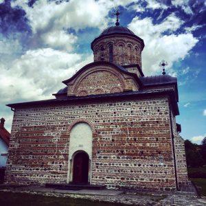 Biserica Curtea de Argeș