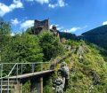 Argeș Cetatea Poenari