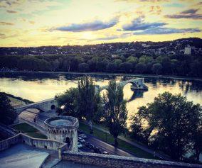Provence Pont D'Avignon