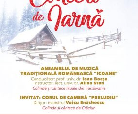 Colinde Ateneul Român Ioan Bocșa