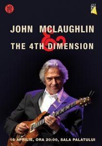 John McLaughlin Bucuresti