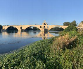 Pont D'Avignon Provence anul blogosferic 2019