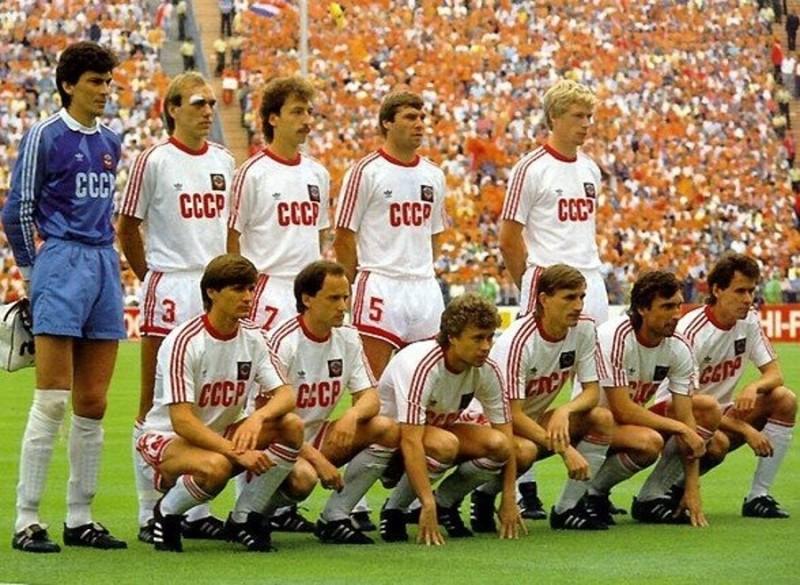 Fotbal URSS