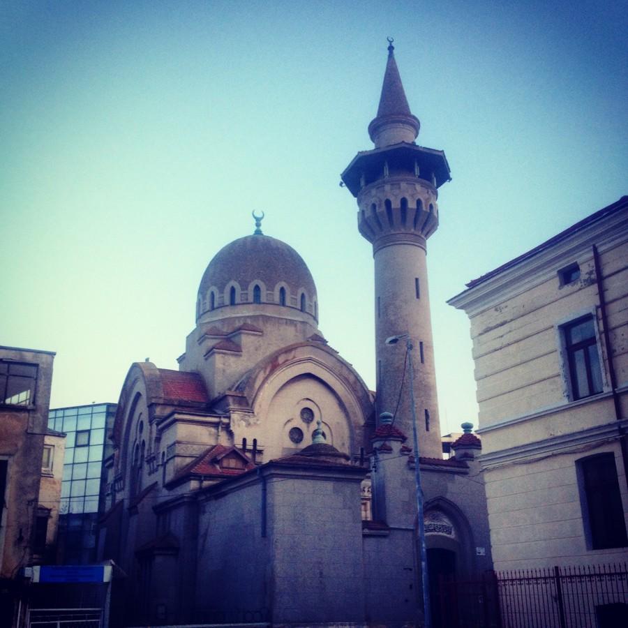 Moschee creștinească