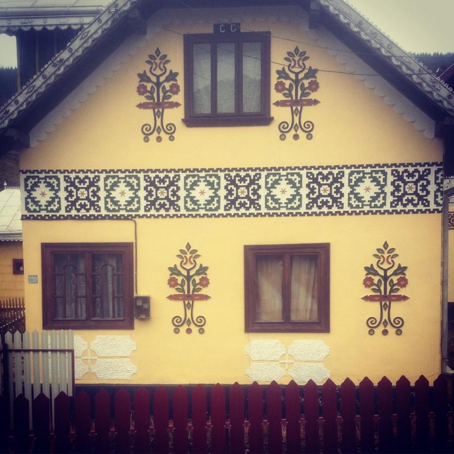 Culorile României Ciocănești