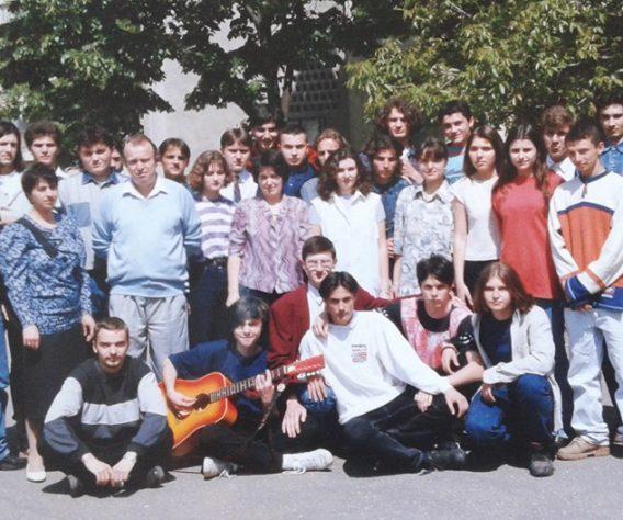 Clasa Liceu Slobozia Mihai Viteazu