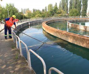 clorul apa nova canalizare