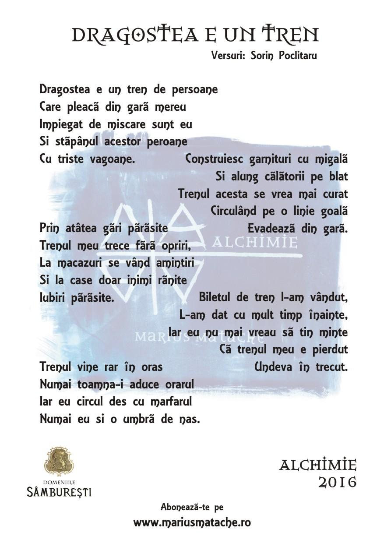 #PovestileAlchimiei