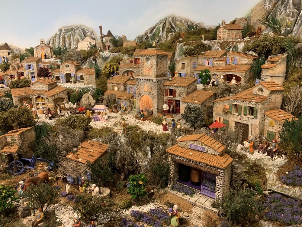 Aubagne Santons Provence