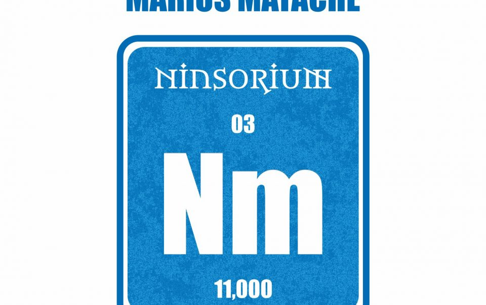 Ninsorium copertă renunț